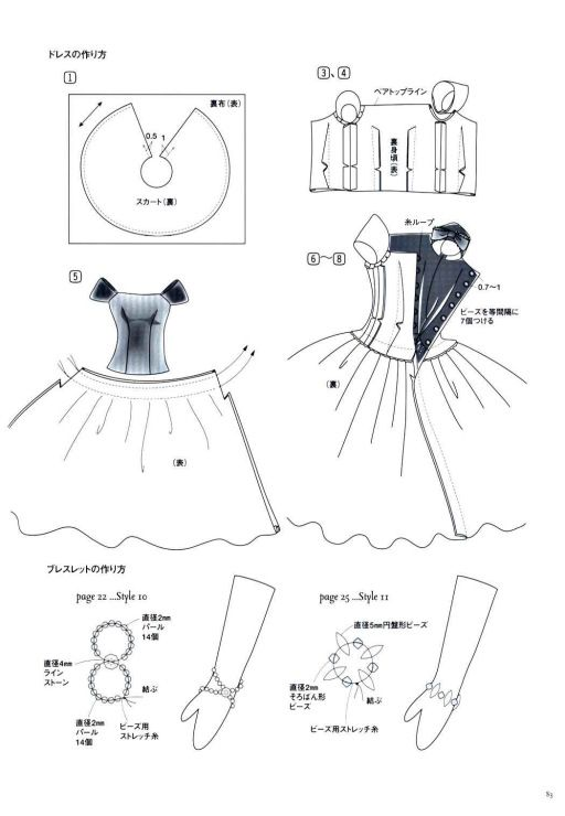 Coletta Cocktail Dress Pattern - Page 3 of 3