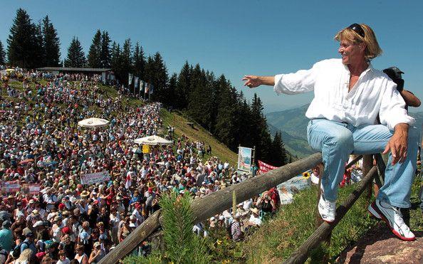 Hansi Hinterseer Photos - Hansi Hinterseer Annual Fan Hiking Tour ...