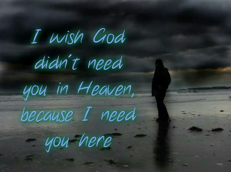 Missing you so much it hurts...