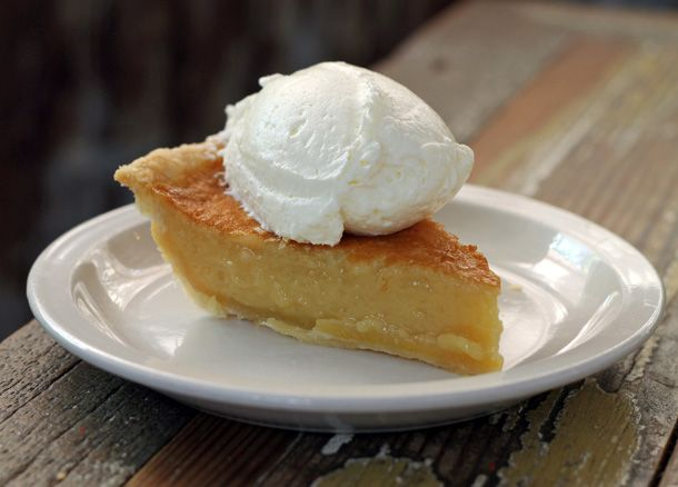 Sweet tea pie- sweet tea flavors the melt-in-your-mouth custard ...