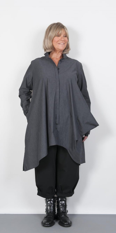 Yiannis Karitsiotis Black Technical Dress in 2020 | Panel