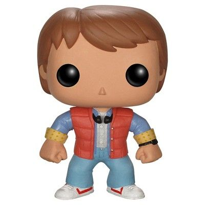 Funko Back to the Future Pop! Movie Vinyl Collectors Set: Doc Emmet Brown & Pop! Ride Delorean with Marty McFly