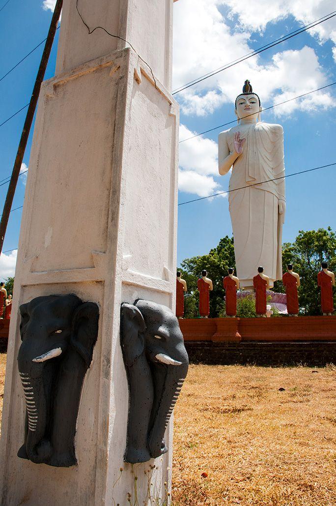 Big Buddha and elephants – MrJane