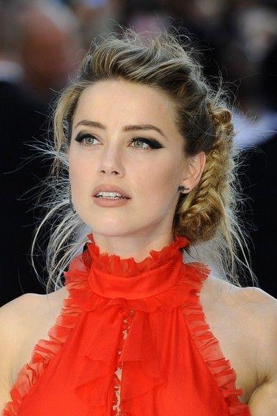 Amber Heard so gorgeous at 'Magic Mike XXL' European Film Premiere