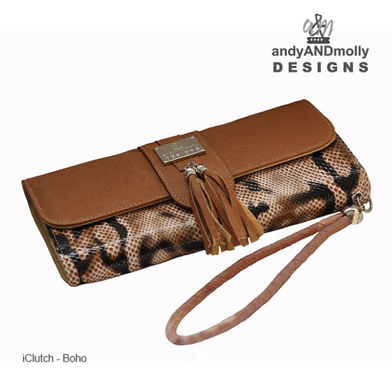 iPhone Wallet Clutch Case  boho by andyANDmolly on Etsy, $59.00