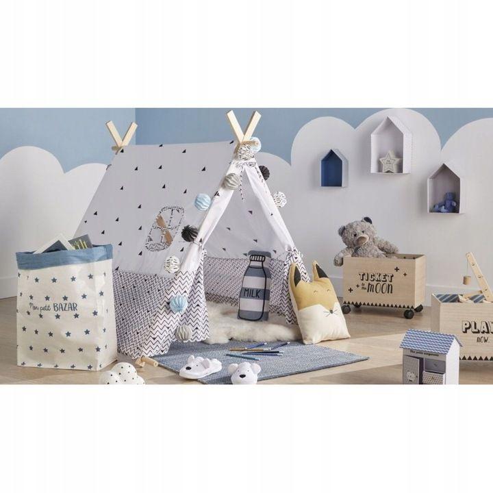 Duzy Namiot Dla Dzieci Tipi Bawelniany 590 7643054175 Oficjalne Archiwum Allegro Kid Room Decor Baby Boy Room Nursery Baby Boy Rooms