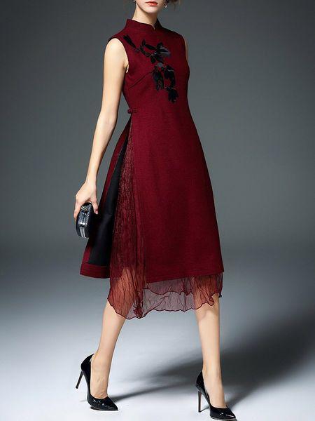 Stylewe red dress