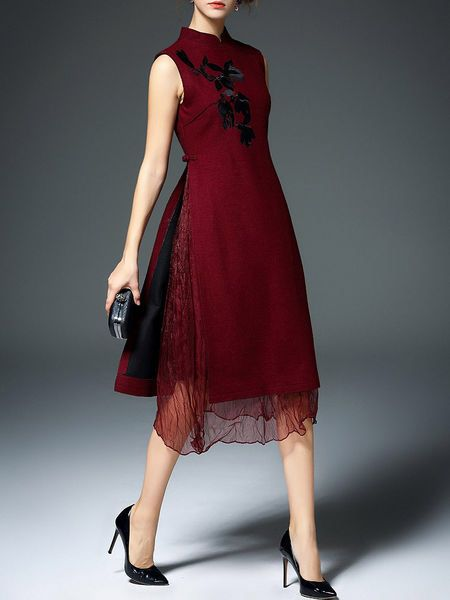 Stylewe red dress