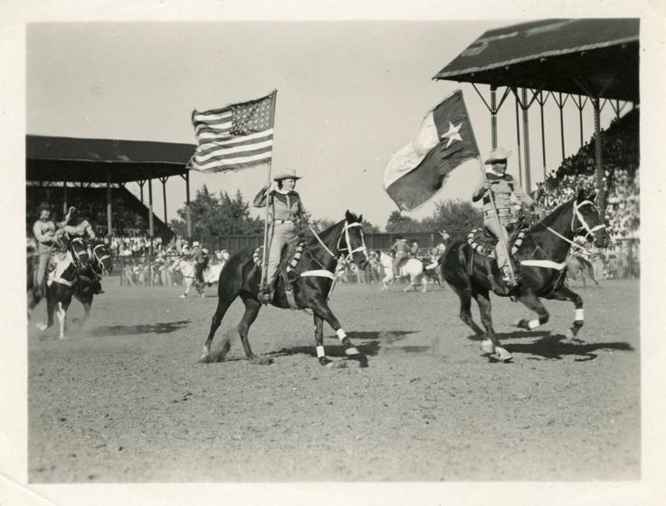 The Texas Prison Rodeo was one of the biggest events every October in Huntsville, TX. It drew people from all around to see inmates participate in the rodeo as well as national acts like Johnny Cash and Ricky Nelson.