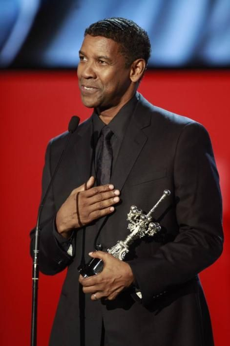 Denzel Washington recibe el Premio Donostia - 2014