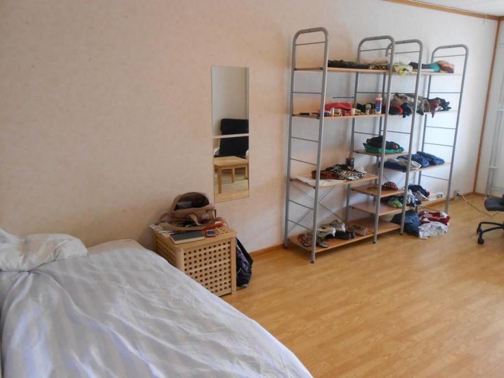 Room in Raslatt dorms for school of health sciences