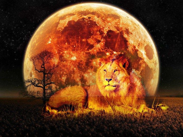 10 February 2017, Full Moon and Lunar Eclipse in Leo – The Opening of a New Gateway