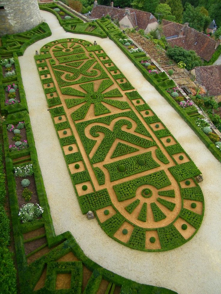 amazing topiary gardens - Garden Design Birds Eye View
