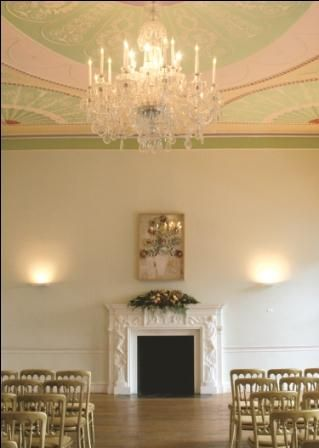 Asia House would be a beautiful place in London to get married
