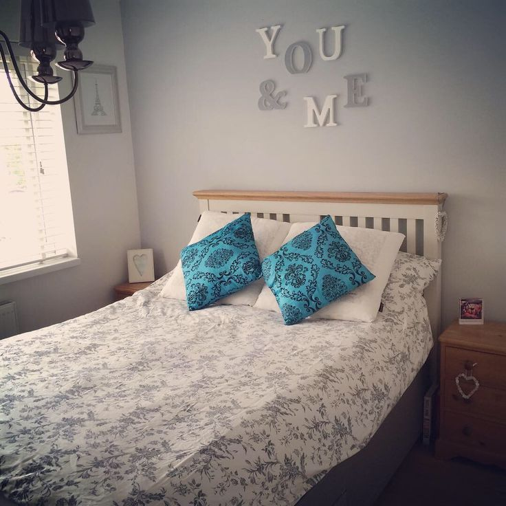 Master bedroom August 2016