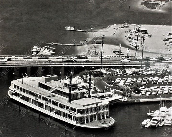 Aerial Of Reuben E Lee Newport Beach 1960 S California History Newport Beach Orange County California