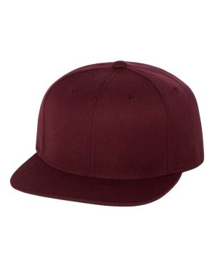 Yupoong 6089M Wool Blend Snapback - Products