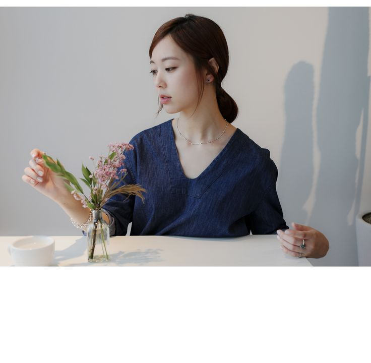 material : sterling silver (silver 925) /40cm