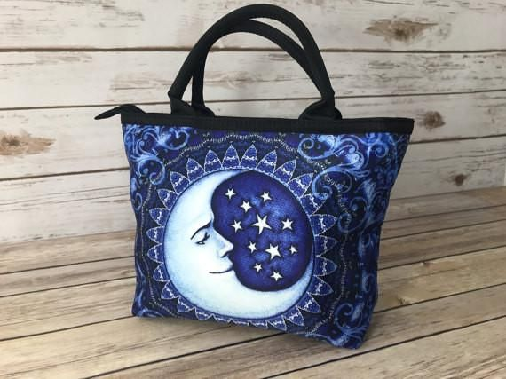 Blue Moon Small Handbag