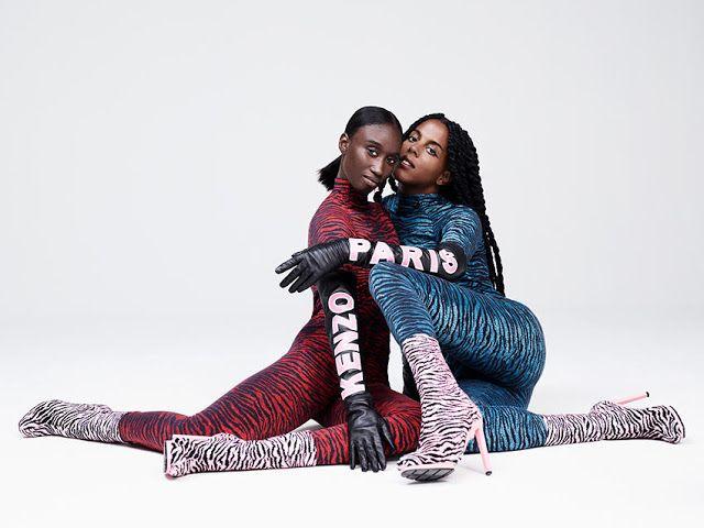 Beauty by MCM: H&M LANSEERAA UPEAN KENZO x H&M -MALLISTON!