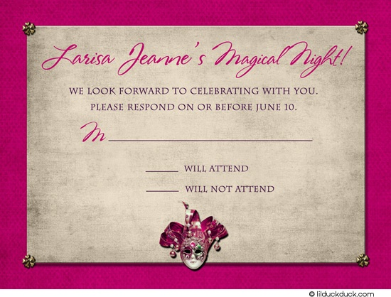 59 best Masquerade Party Invitations Mardi Gras Event Ideas – Reply to Party Invitation