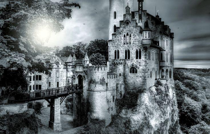 Lichtensteein castle