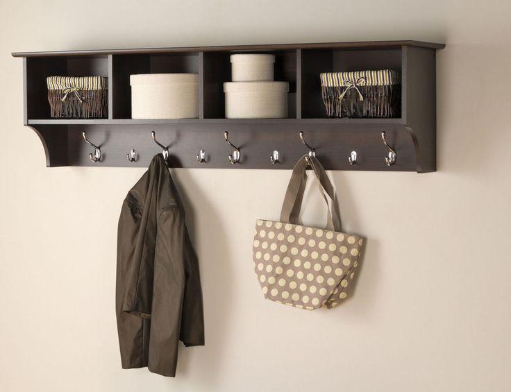 Wall Coat Hangers In Hallway 79 best coat racks images on pinterest   coat racks, bedroom