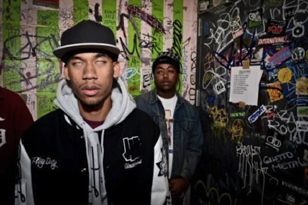 Hodgy Beats and Domo Genesis – Timbs