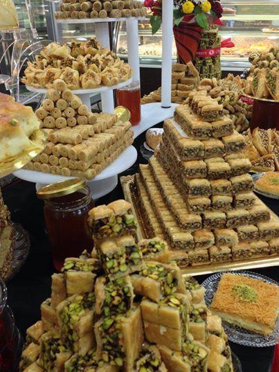 Bakdash Ice Cream Damascus Syria. | Syrian food, Food ...  |Damascus Food
