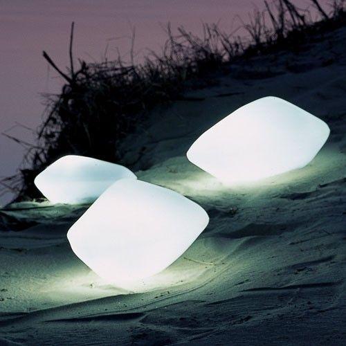 Stones Outdoor Lights