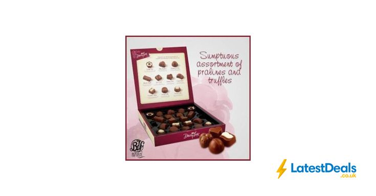Dairy Box Chocolates 360g, £3 at ASDA