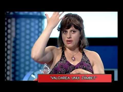 """Niculina Gheorghiță invitată la Doctor H, """"Valoarea unui zâmbet"""", 24 Aug..."""
