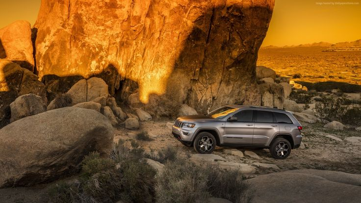 jeep grand cherokee trailhawk wallpaper