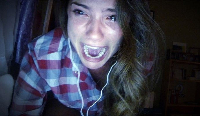 """Unfriended makes heavy use of social media platforms to tell its story. The bulk of the action takes place on Skype, but the film also uses Facebook, YouTube, Instagram, Chatroulette, and even provides the soundtrack via Spotify. The social media elements are actually well integrated into the story, however the plot quickly devolves into an extended Skype game of """"Never Have I Ever."""" The mythology created by the film, through conveniently accessible websites, gives Laura the power to possess…"""