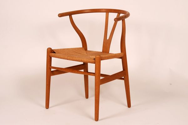 Hans J. Wegner Model CH24 Wishbone chair