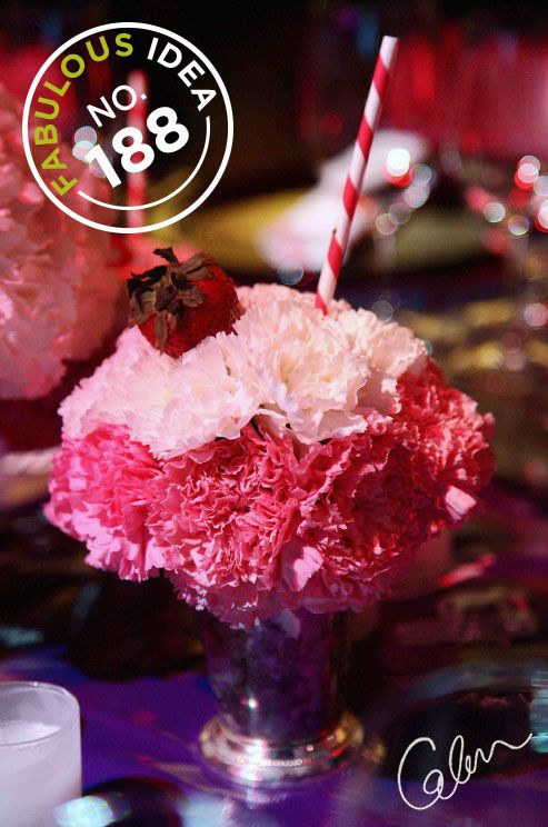 13 Best Floral Ice Cream Sundae Images On Pinterest Ice