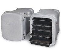 Harmaavesisuodatin 70. Envirolet® Greywater BIOLAN 70  smaller profile than other unit