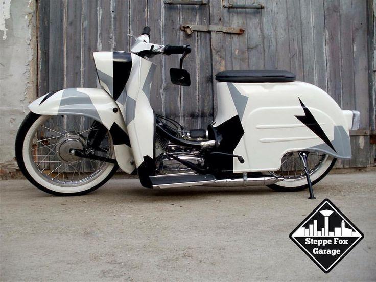 45 besten s51 umbau bilder auf pinterest umbau mopeds. Black Bedroom Furniture Sets. Home Design Ideas