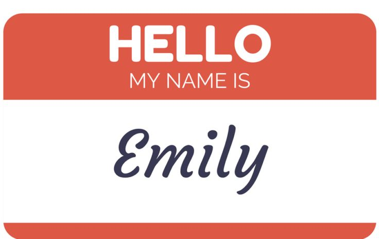 Meet Emily: http://www.thegirlswhowander.com/2017/02/13/getting-to-know-emily/
