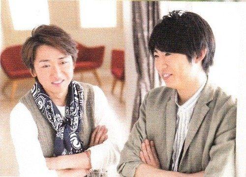 Satoshi & Masaki