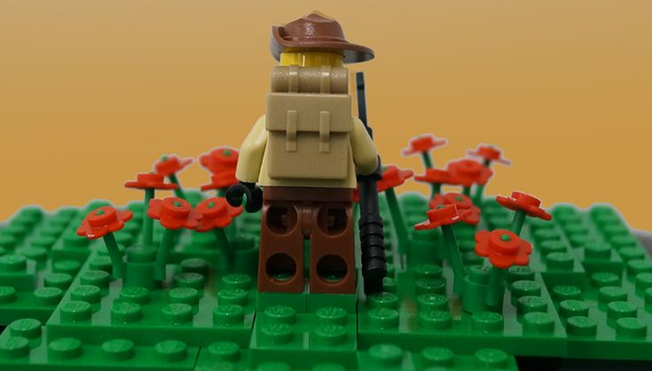 If you want #Anzac #Day to be more than just another #public #holiday for your #kids, it's up to you to include them and #educate them in the lead up to this #commemorative day.