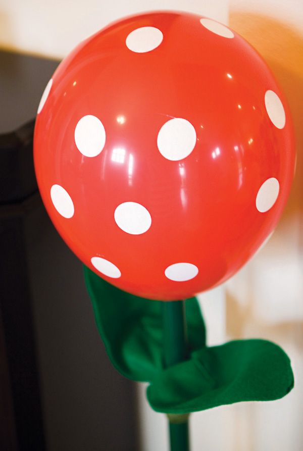 Power Up! Super Mario Brothers Birthday Party