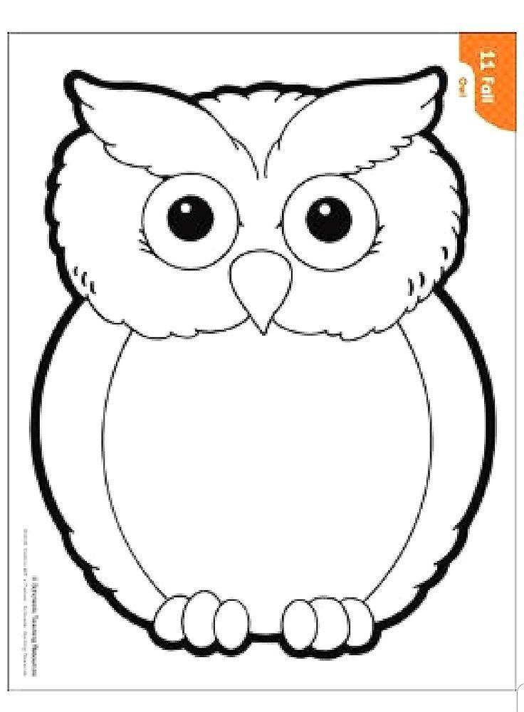 owl kinder craft  eule malen eule zeichnung eulen