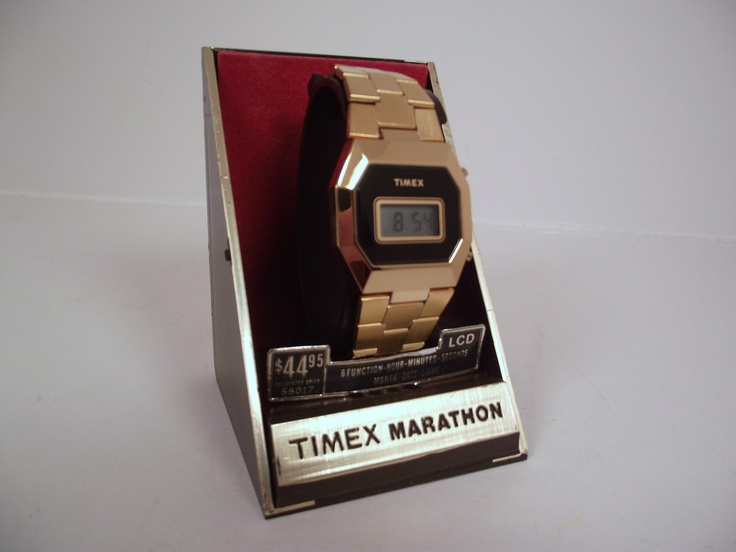 Vintage Timex Digital Lcd Google Search Cool Watches Pinterest