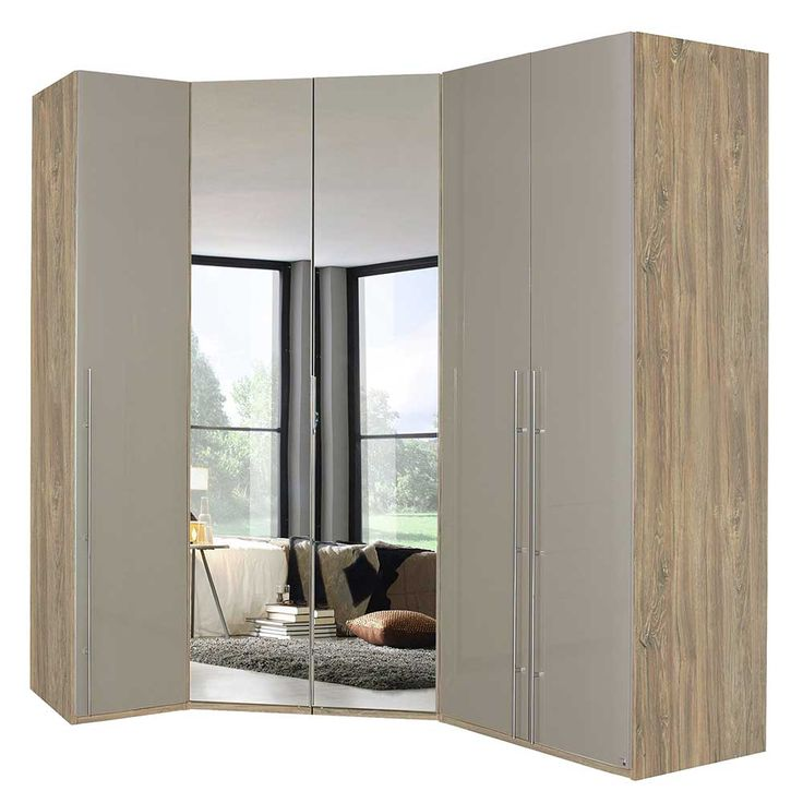 The Erden corner wardrobe offers a beautiful blend of traditional and contemporary materials sure to suit many interior styles.