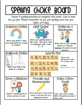 First Grade Fairytales: Weekly Homework FREEBIE