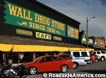 This mega-tourist trap has been a vacation stop for generations of thirsty travelers -- its much more than a drug store.