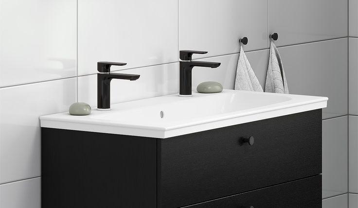 Tvättställ för bänkskiva från badrumsserien Artic.