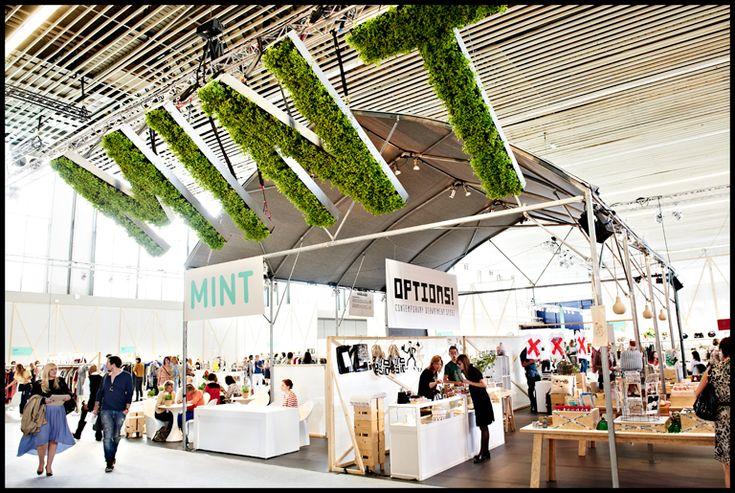 33 Mint Modefabriek Stand Design Pinterest Fashion Events Google And Mint