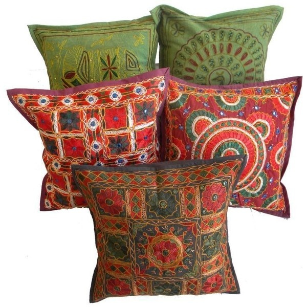 Bohemian Cotton Cushions: Bohemian Prints, Indian Theme, Color, Boho Pillows, Cotton Cushions, Cushions Covers, Bohemian Design, Decor Pillows, Bohemian Style